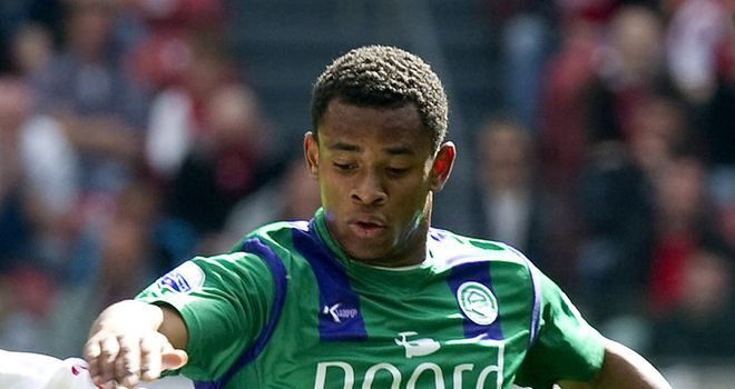 Leandro Bacuna: On target for Groningen