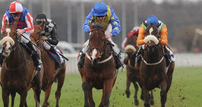 Barbican: Set for Newbury