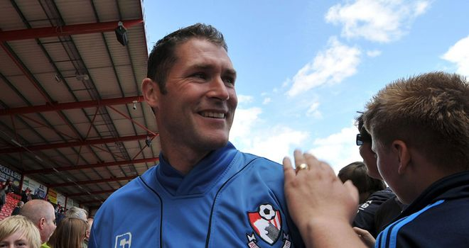 Bradbury: Disappointed Williamson is leaving Bournemouth in favour of a move to Port Vale