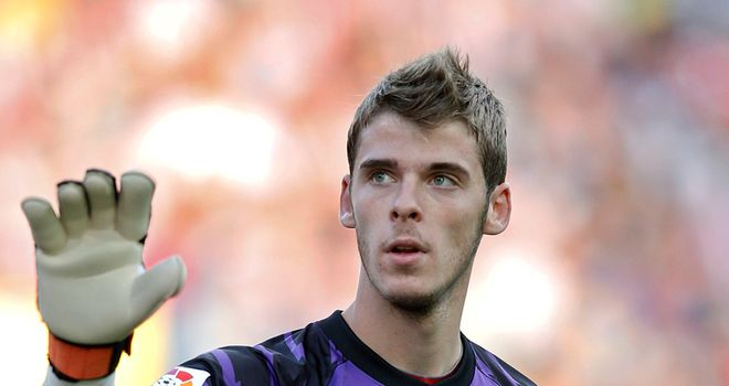De Gea: All set to put the finishing touches to United deal