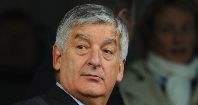 David Bernstein: FA chief executive welcomes Blatter apology after