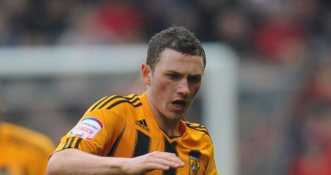 Corry Evans: Hull City midfielder is hoping caretaker boss Nick Barmby will land the job permanently