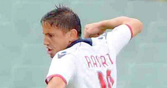 Ramirez: Will continue his Serie A adventure with Fiorentina