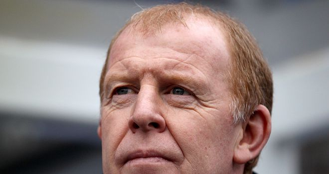 Megson: Firm stance with players