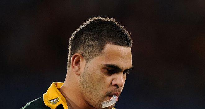 Inglis: Set to return at Wembley