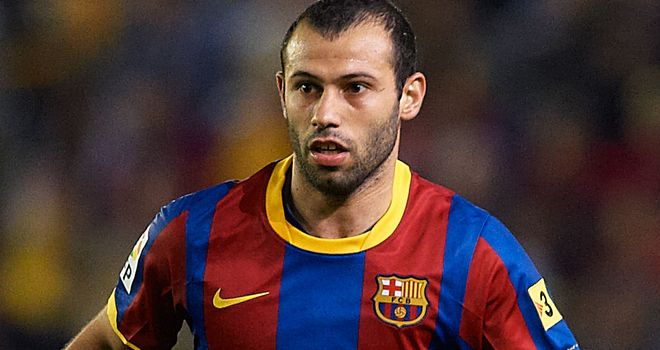 Javier Mascherano: Believes Lionel Messi will return fresher than ever