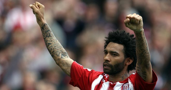 Pennant: Winger out to prove he is no one-season wonder with Stoke