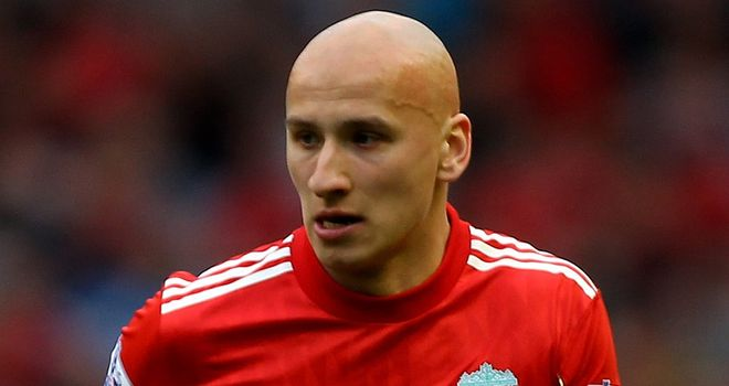 Shelvey: Has made 22 appearances for Liverpool but is set for three months in the Championship