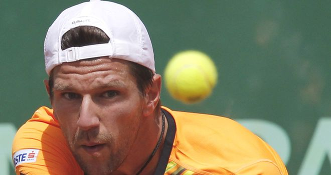 Melzer: Crashed to defeat