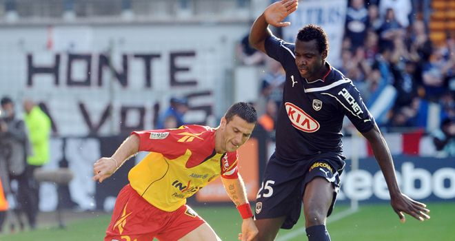 Diabate: Opted to remain in Ligue 1 despite interest from the Premier League