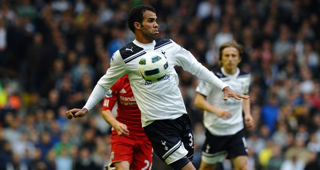 Sandro: Believes Tottenham can improve next season and compete for top spot