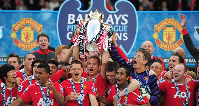 Manchester United remain the most valuable sports team on the planet