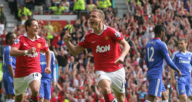 Vidic: Lifting trophy would be an honour