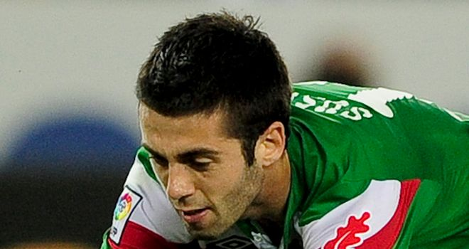 Markel Susaeta: Was on target as Bilbao advanced to the semi-finals