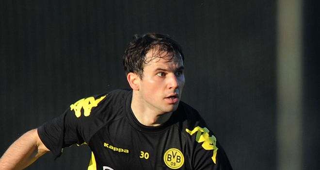 Feulner: Will be out of contract at Dortmund in 12 months' time