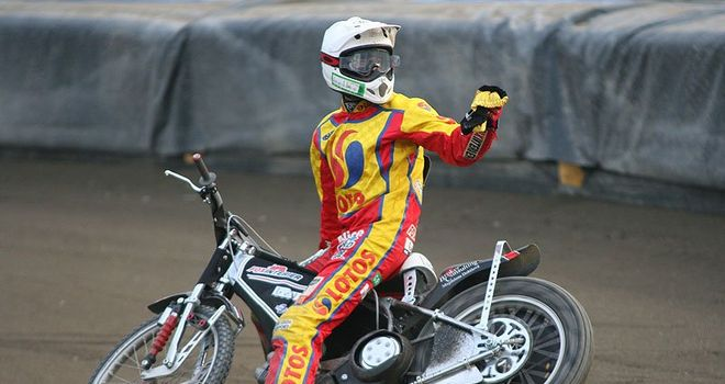 Matej Kus: Will double up with Wolves (Pic credit Fotospeedway.pl)