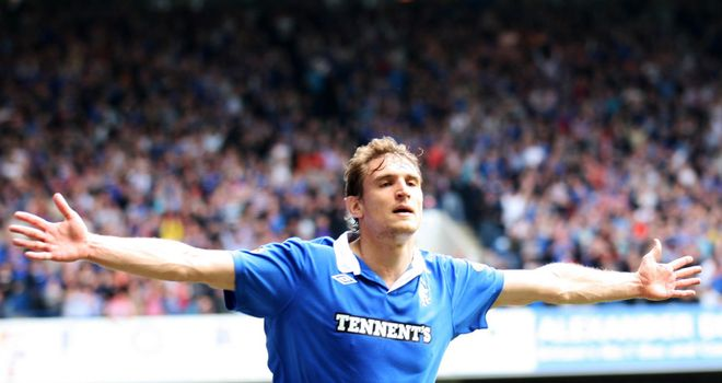 Jelavic: Rangers striker insists he will stay at Ibrox for at least one more season