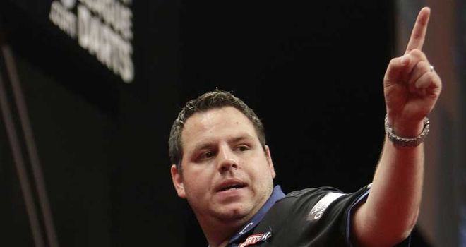 Lewis: World champion faces Terry Jenkins in Bolton