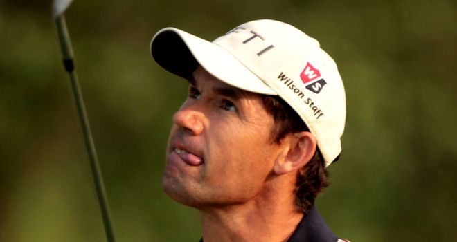 Harrington: hugely frustrated to miss this week's BMW PGA Championship