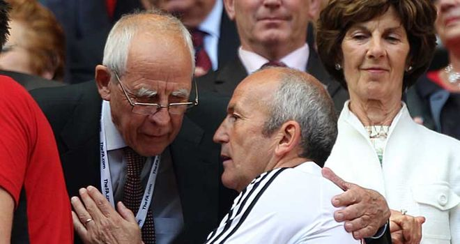 Peter Coates: Will continue to back Tony Pulis
