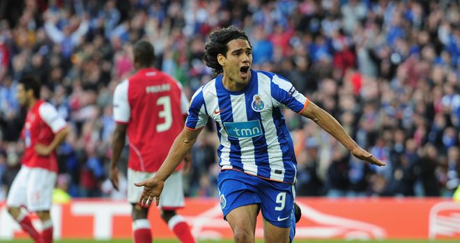 Falcao: Porto forward could be ready to follow Villas-Boas to Chelsea
