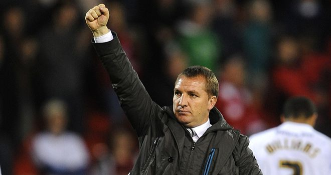Rodgers: No complaints despite 52-second red card