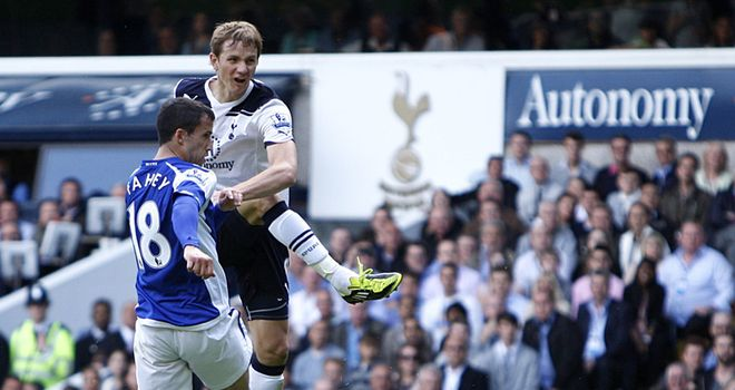 Pavlyuchenko: Striker is keen to extend his stay at White Hart Lane