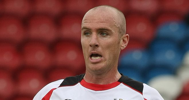 Sean O'Hanlon: Settled at Brunton Park