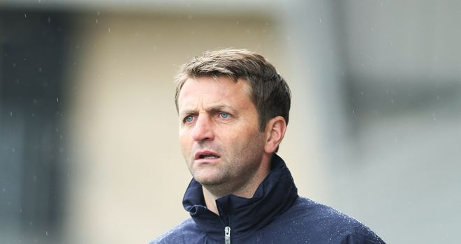 Sherwood: Looking to follow Liverpool's lead