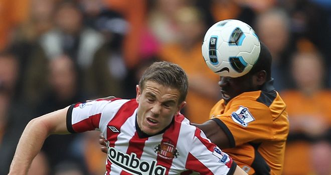 Henderson: Sunderland midfielder set for big-money Liverpool switch