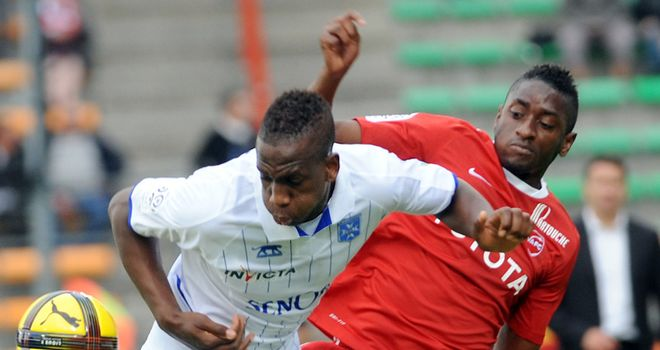 Willy Boly: Auxerre defender determined to impress