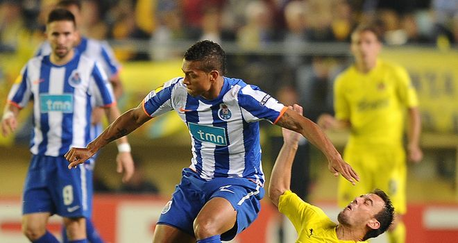 Fredy Guarin: Will either be staying at Porto or a Juventus player on Thursday