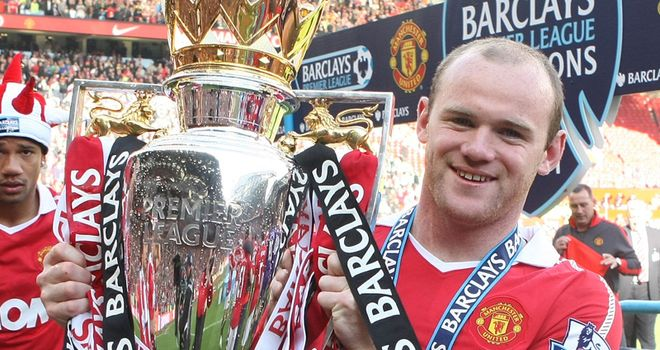 Rooney: Expects Chelsea to pose the biggest threat to United's bid for a successful title defence