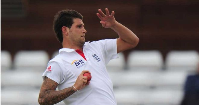 Dernbach: England call-up