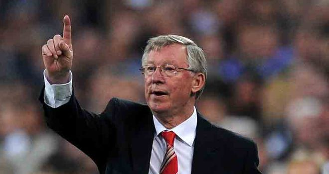 Ferguson: Relishes Euro challenge as United hope to tie up Champions League final spot