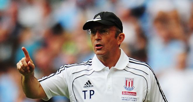 Pulis: Stoke manager beams with pride as his side march on in Europa League