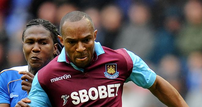 Gabbidon: Offered a new deal by West Ham