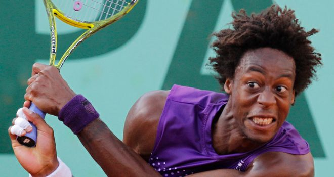 Monfils: victory in 72 minutes