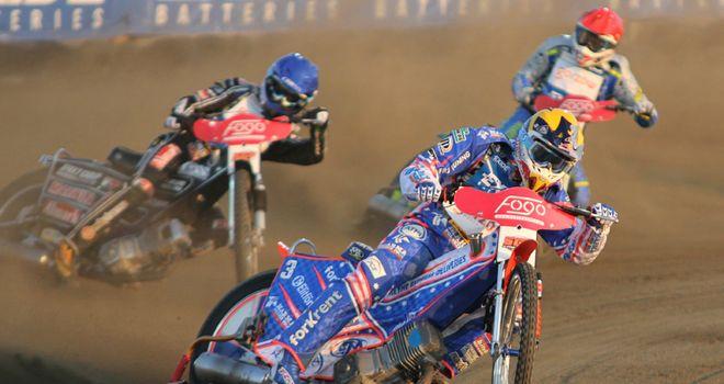Jason Crump: Quitting Grand Prix Speedway (Pic credit Fotospeedway.pl)