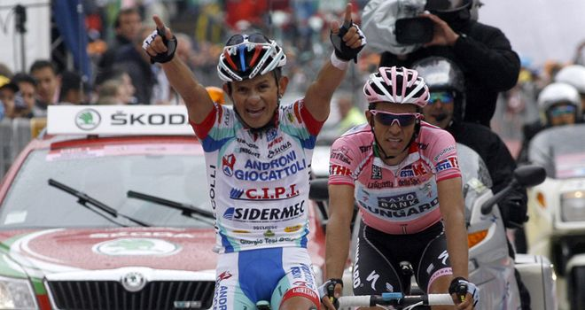 Rujano: Rode a smart stage and was allowed to take the victory by Contador