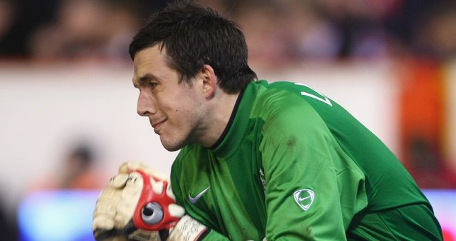 Langfield: Has been released from hospital and Aberdeen will leave a decision with the keeper
