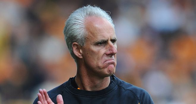 McCarthy: Hopes to stay in charge of Wolves for a decade