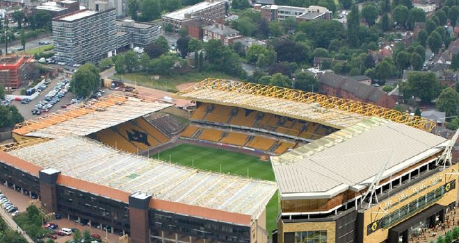 Molineux: Short move west for Tank