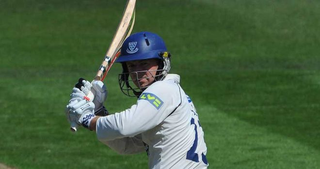 Nash made 120 from 174 balls including 16 fours