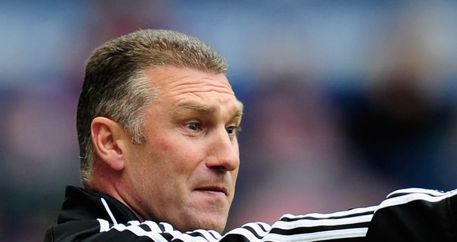 Nigel Pearson: Has been linked with a return to former employers Leicester