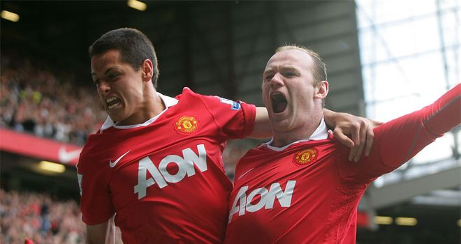 Twin threat: Rooney and Hernandez have to start, says Thommo