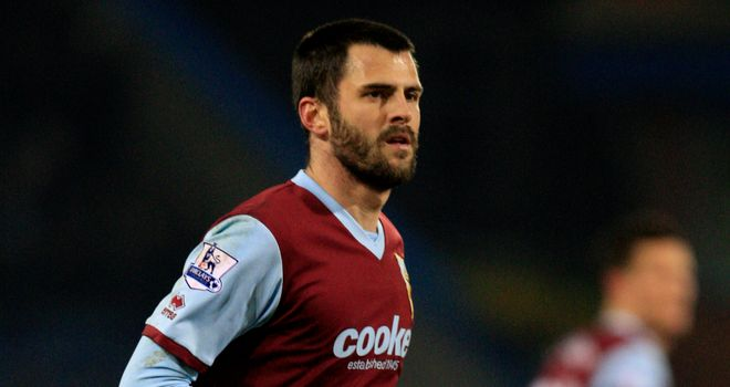 Thompson: Leaving Turf Moor