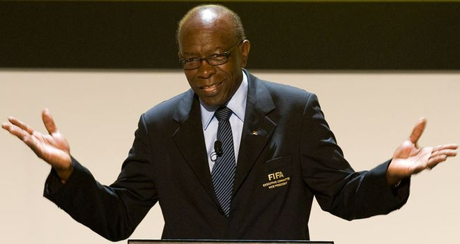 Warner: Has hit back at Fifa following suspension