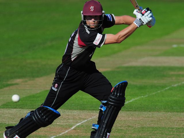 James Hildreth: Century from 53 balls faced