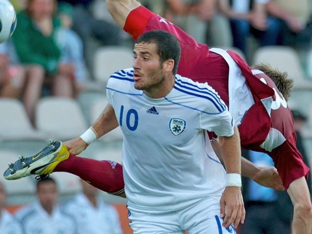 Tomer Hemed: Hat-trick hero